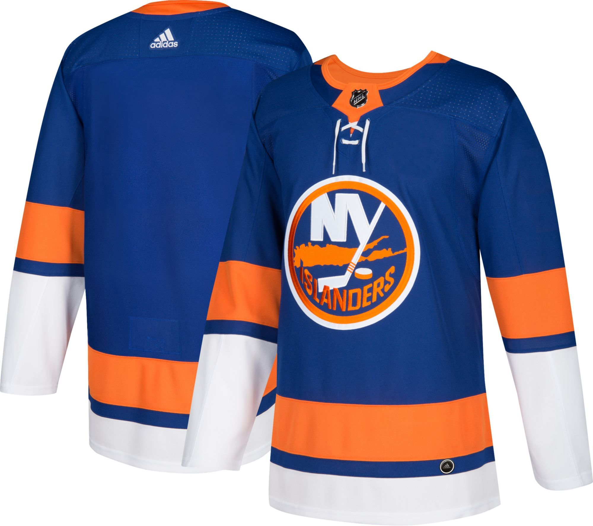 c3a9ddf39ab adidas Men's New York Islanders Authentic Pro Home Jersey, Size: 56, Team
