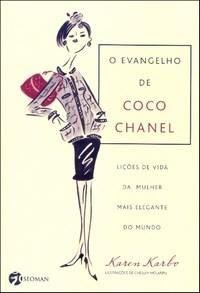 O Evangelho De Coco Chanel Com Imagens Livros De Moda Livros