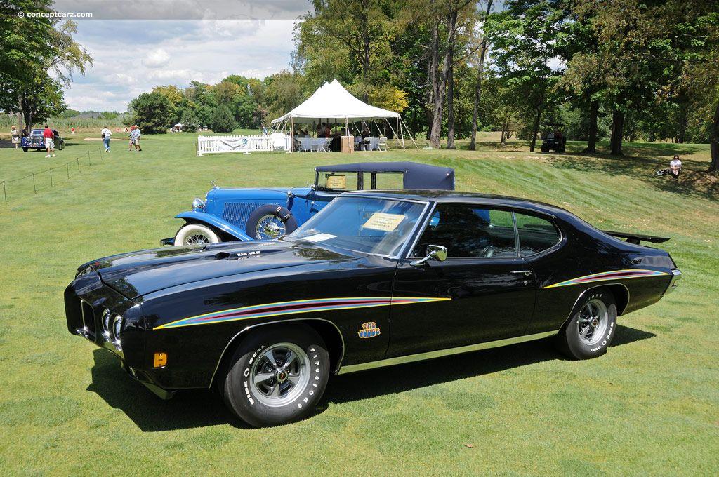 1970 Pontiac GTO Judge Series 242 WT1  Conceptcarz