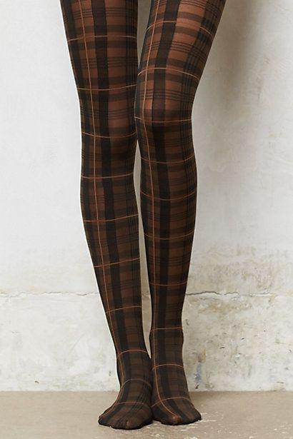 grande sconto grande collezione il più votato reale Tartan Tights   Calze   Tights, Stocking tights, Patterned ...