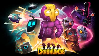 Crashlands v 1.2.3 Apk Free Download Petualangan, Game