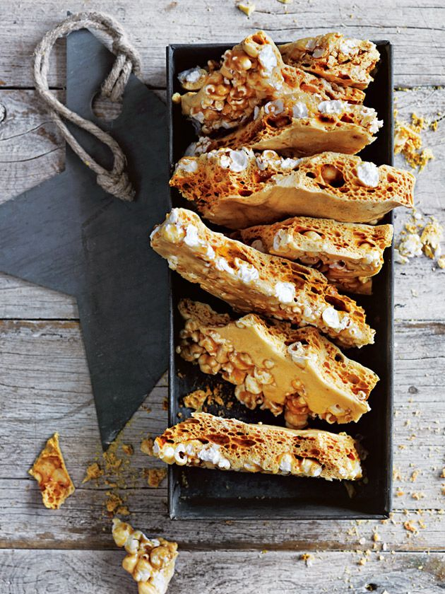 Photo of Popcorn Honeycomb Shards | Donna Hay