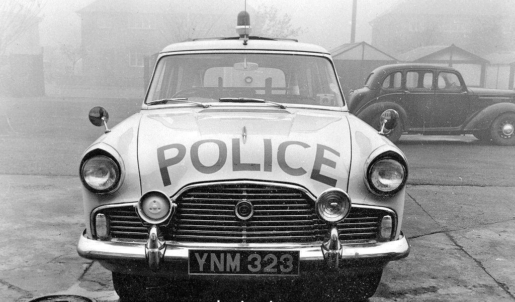 Pin by Gary C on Morris Police Cars | Pinterest | Ford ...