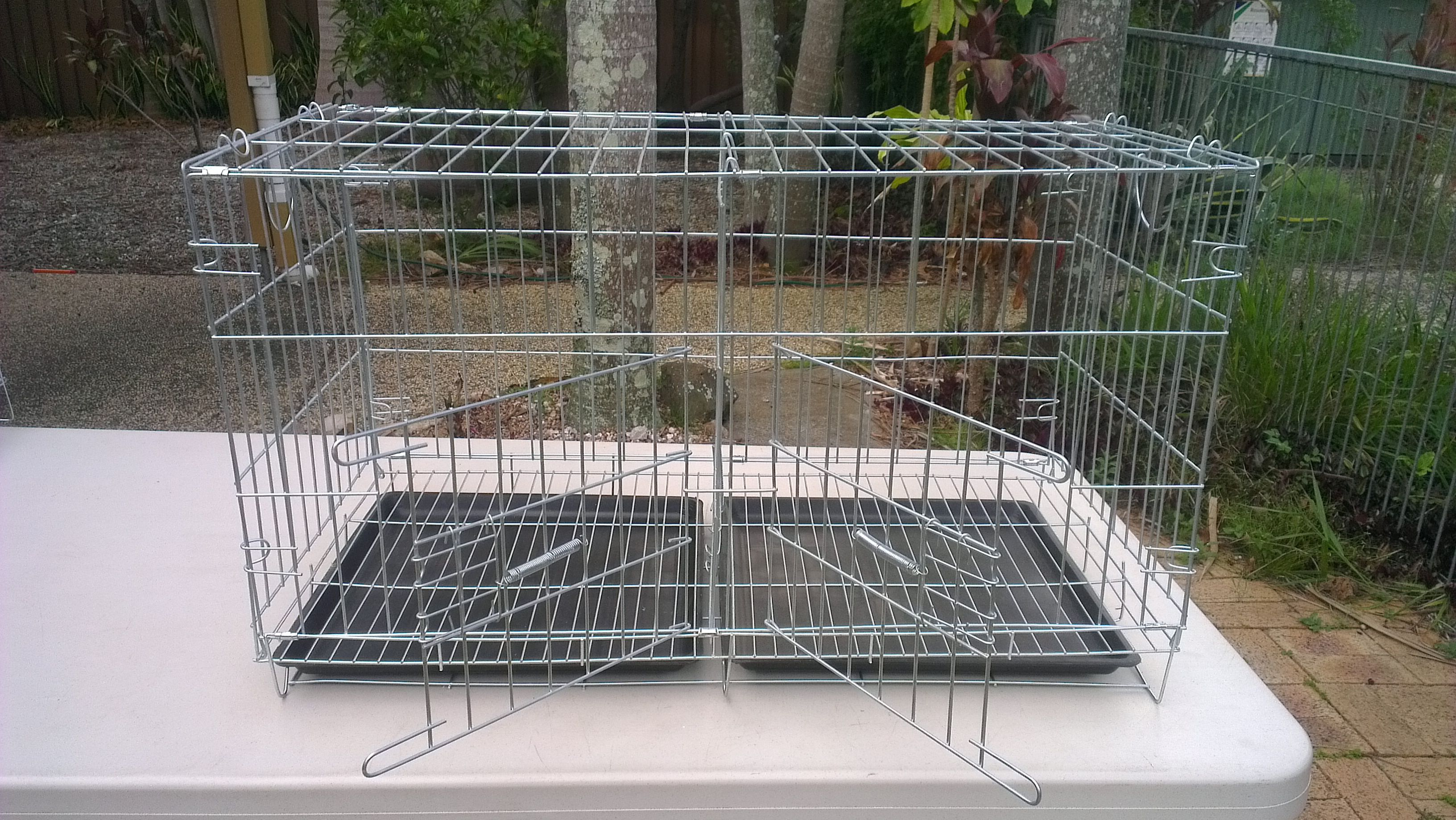Pigeon Breeding Cage Bird Cages Pinterest Pvc Electrical Conduit Pipe View Electric Wiring