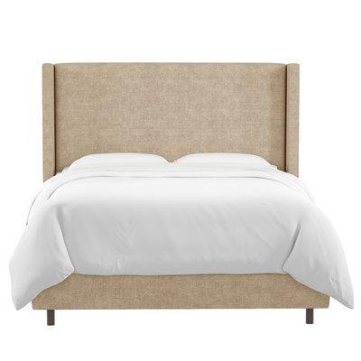 Best Laurel Foundry Modern Farmhouse Sanford Upholstered 400 x 300