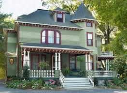 Image Result For Victorian Color Schemes Exterior