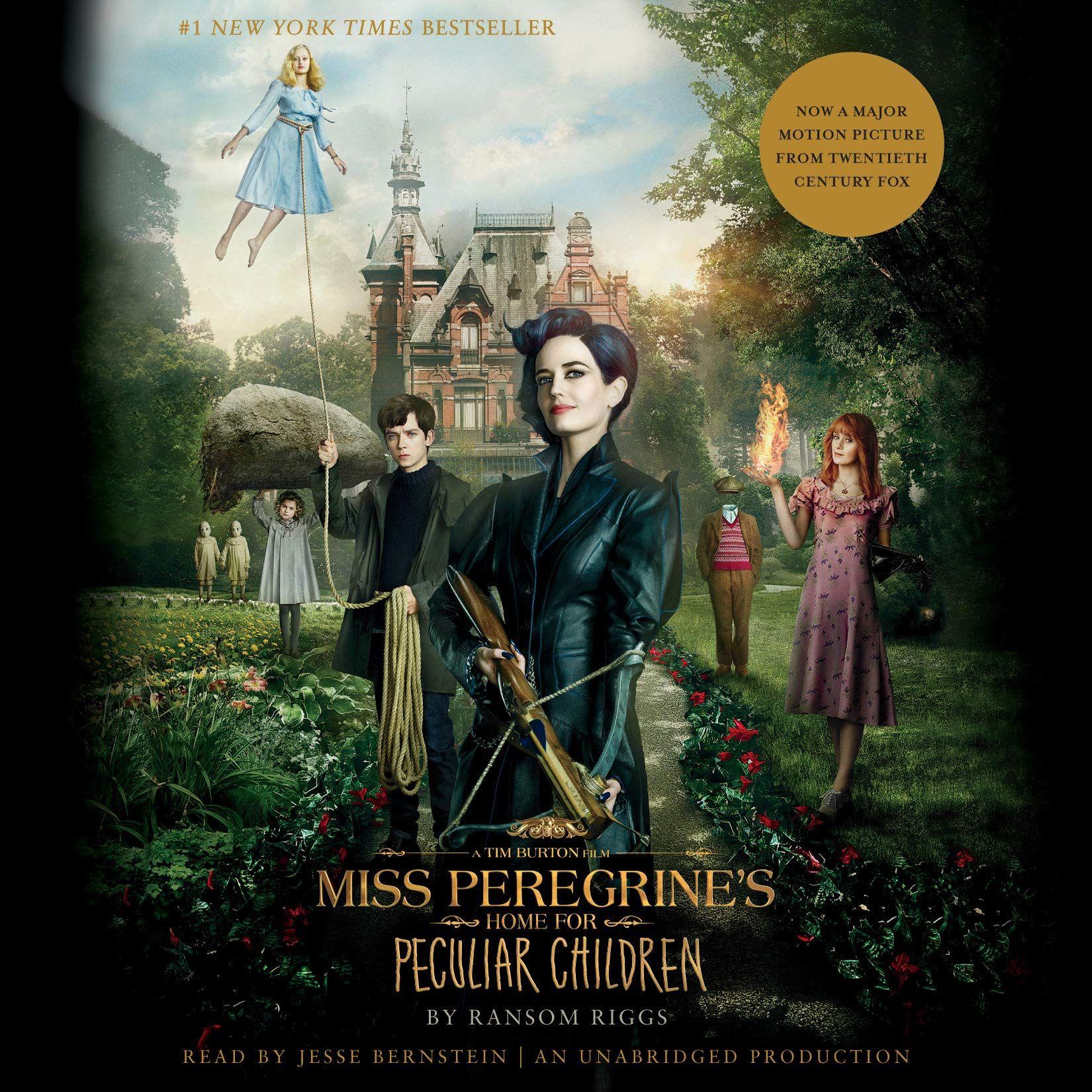 Miss Peregrine S Home For Peculiar Children Movie Tie In Edition Miss Peregrine S Peculia Miss Peregrine Y Los Niños Peculiares Miss Peregrine Niños Peculiares