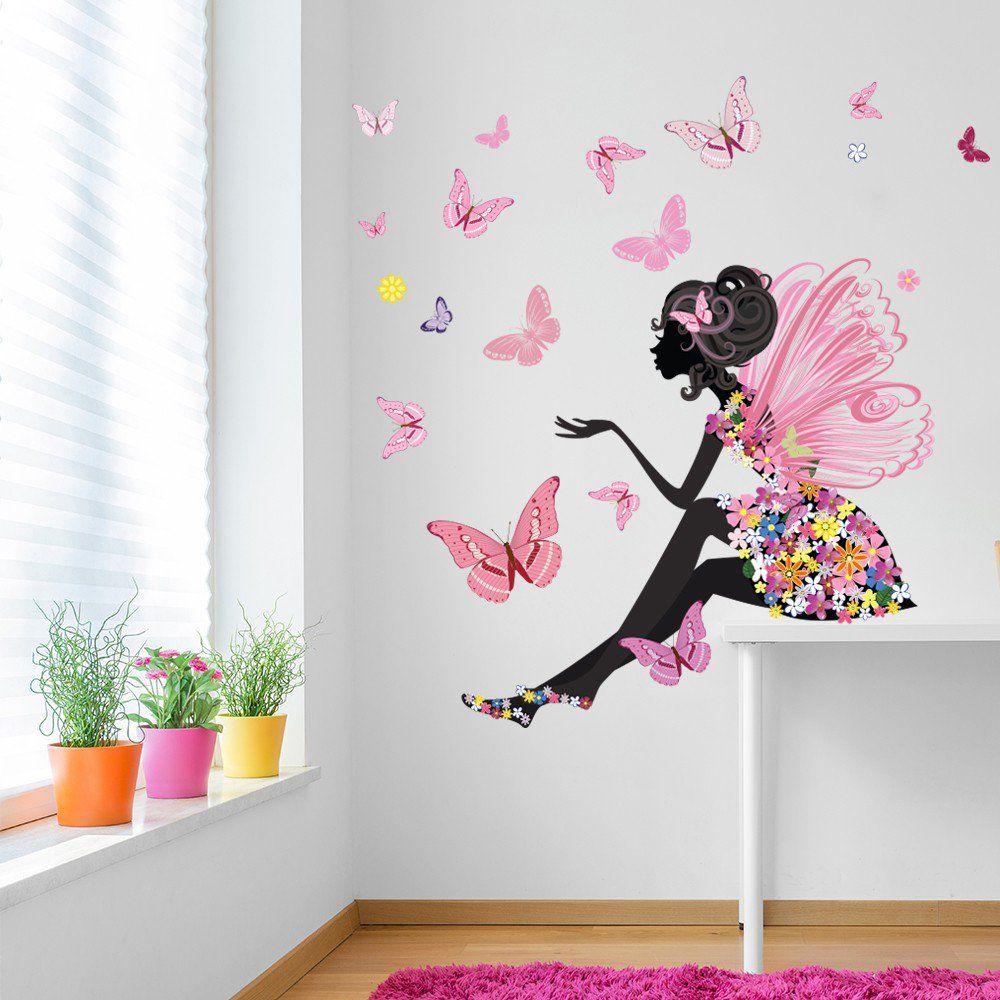 20 Wall Decorations For Girls Bedroom Top Rated Interior Paint Check More Paredes Do Quarto Menina Projeto De Pintura De Parede Pinturas Murais Decorativas