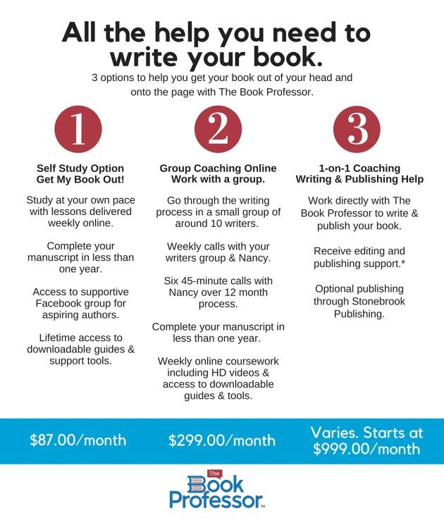 write your book online