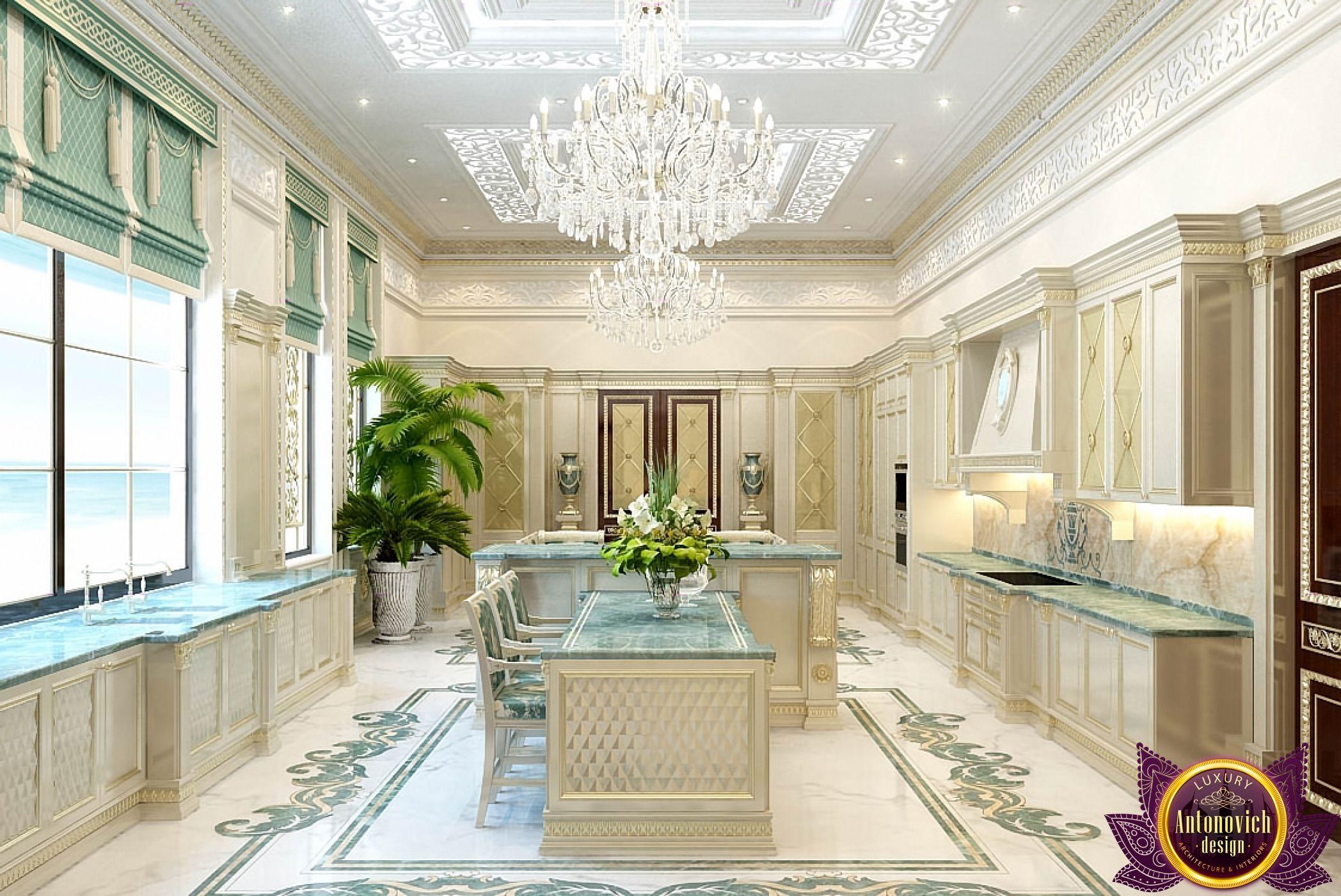 Best Kitchen Design In Dubai Luxury Kitchen Design Photo 1 400 x 300