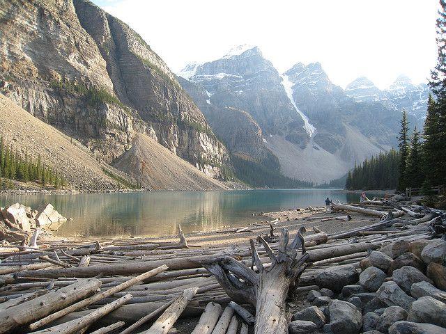 Lorraine Lake, Banff, Canada.