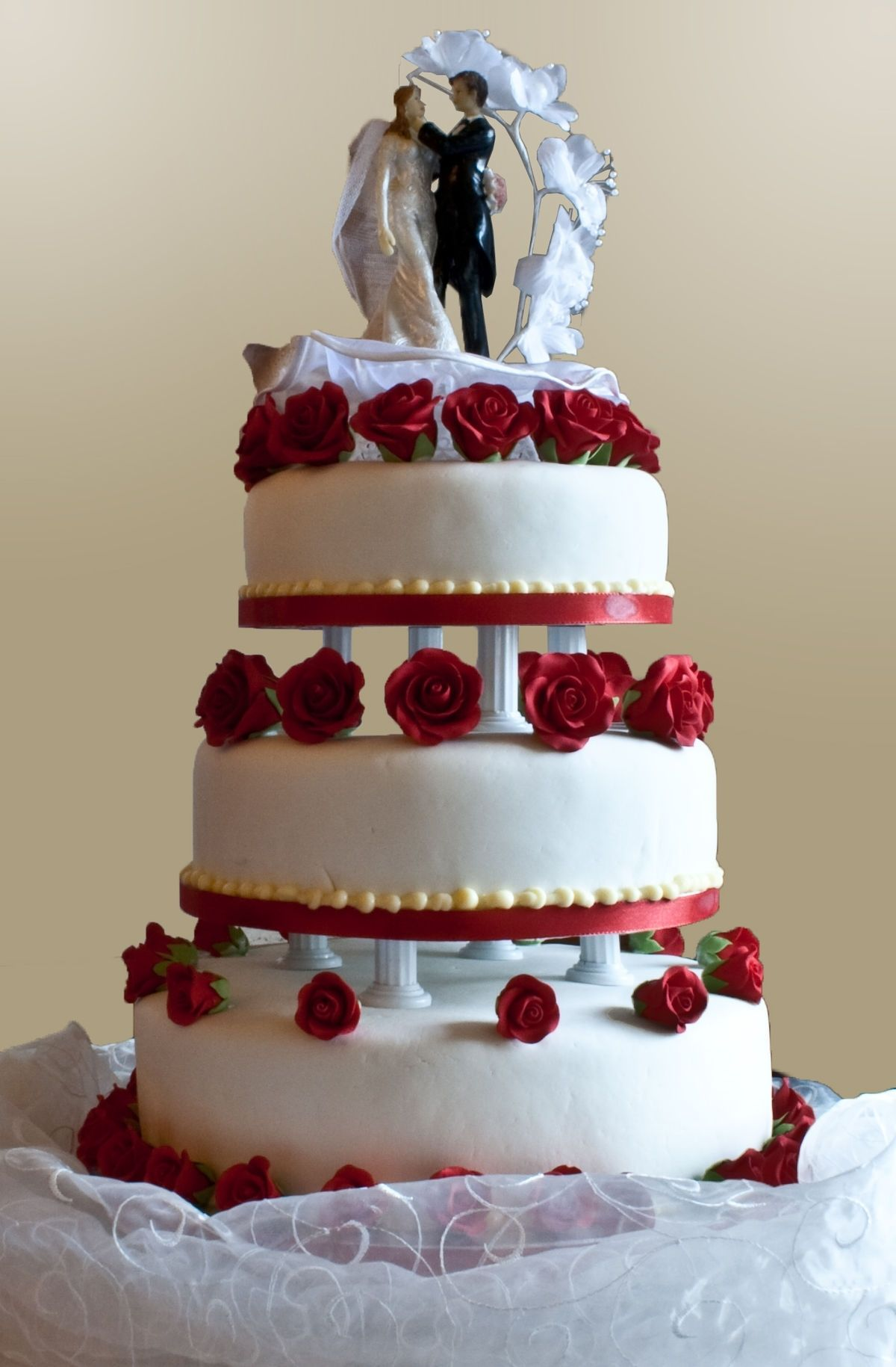 Meaning Of Cutting Wedding Cake Together