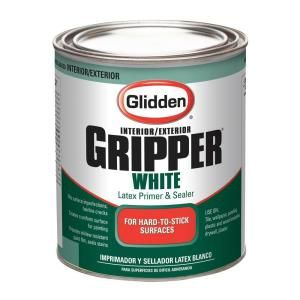 Glidden Gripper 1 Qt White Primer Sealer For Ikea Painting Hacks