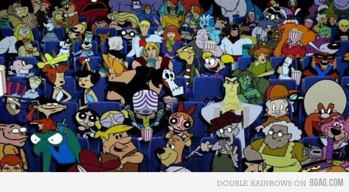 Smile if you miss them | Cartoon network, Old cartoon ...
