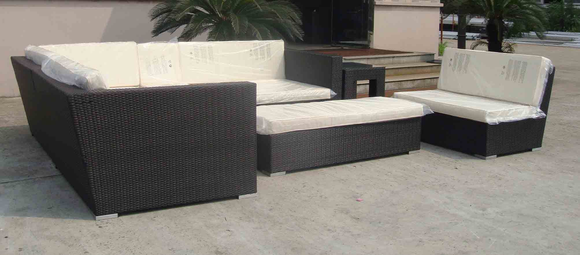 Living room set rattan sofa set trygo furniture rattan furniture