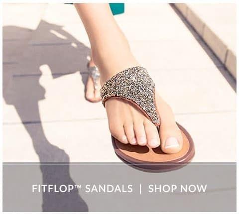 Fitflop 凉鞋80% 大促销: 最低一双只需RM99 ! 【特点分行】