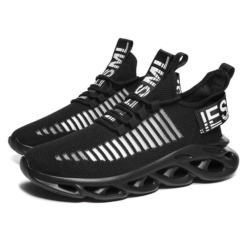 Men/'s Hollow Out Casual Sport and Running Training Lightweight Shoes In Mesh