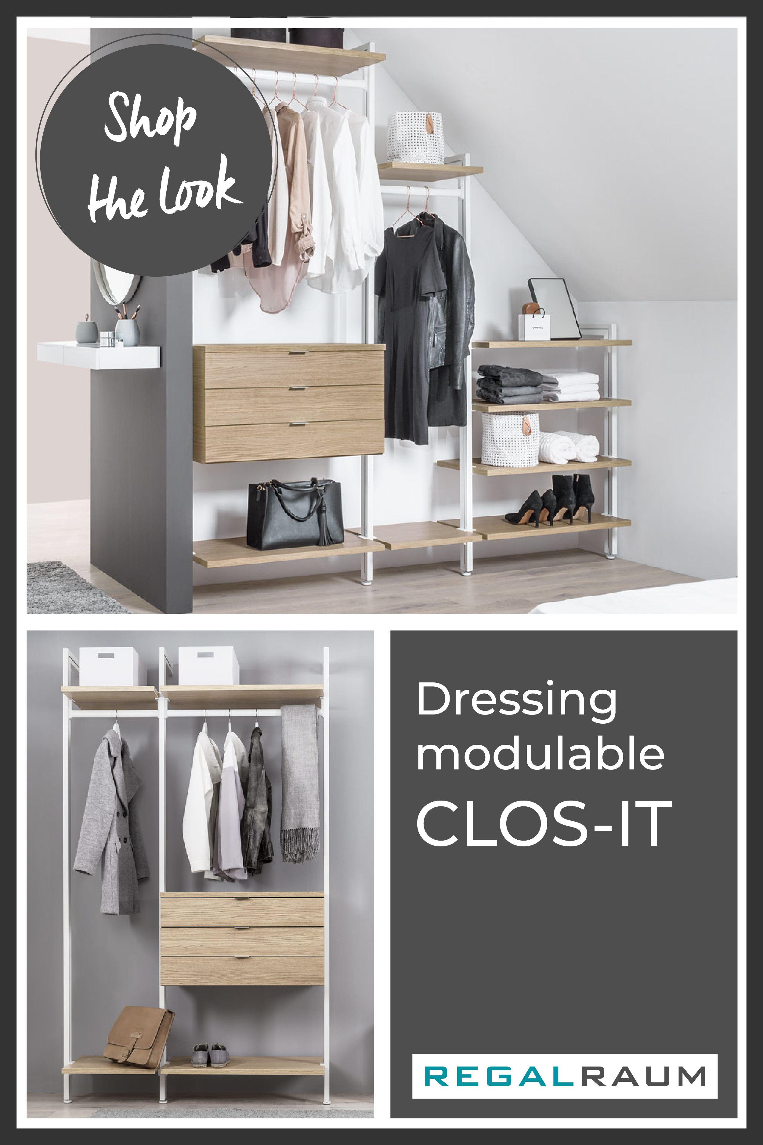 Ameublement Dressing Idees Ankleide Zimmer Ankleidezimmer Und Ankleide