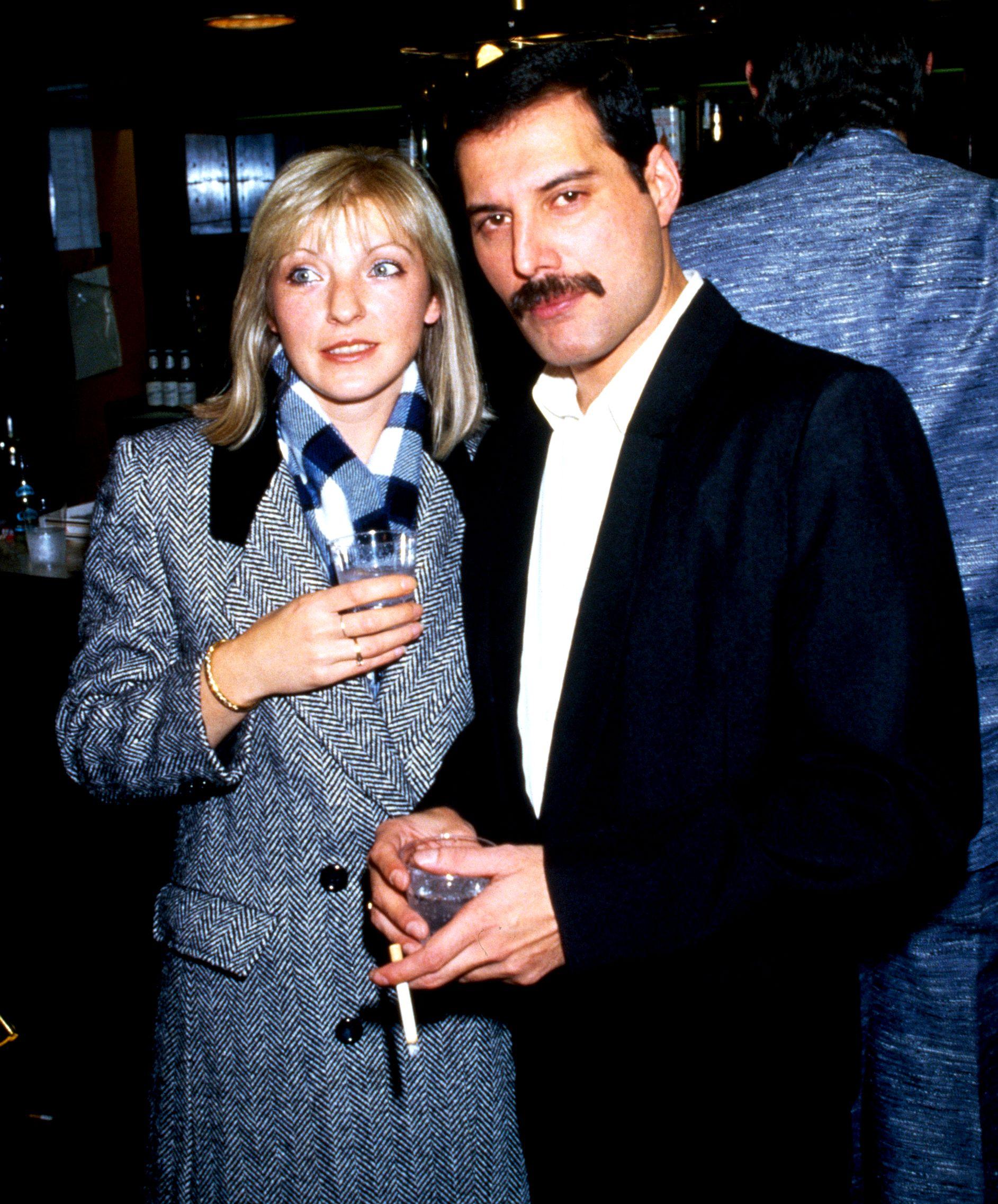 Queen Freddie Mercury Freddie Mercury Mary Austin