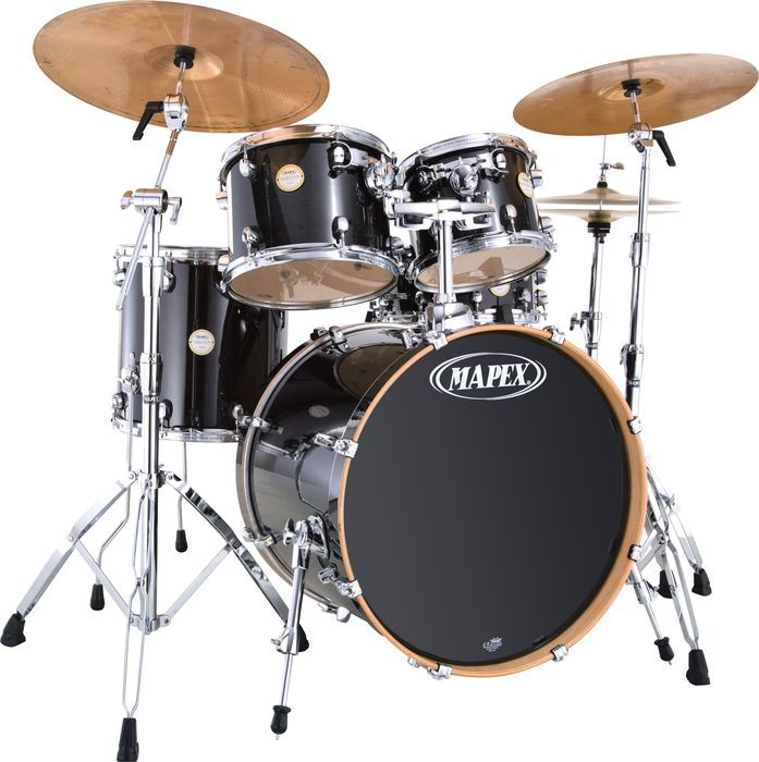Click Image Above To Purchase Mapex Meridian Maple 5 Piece