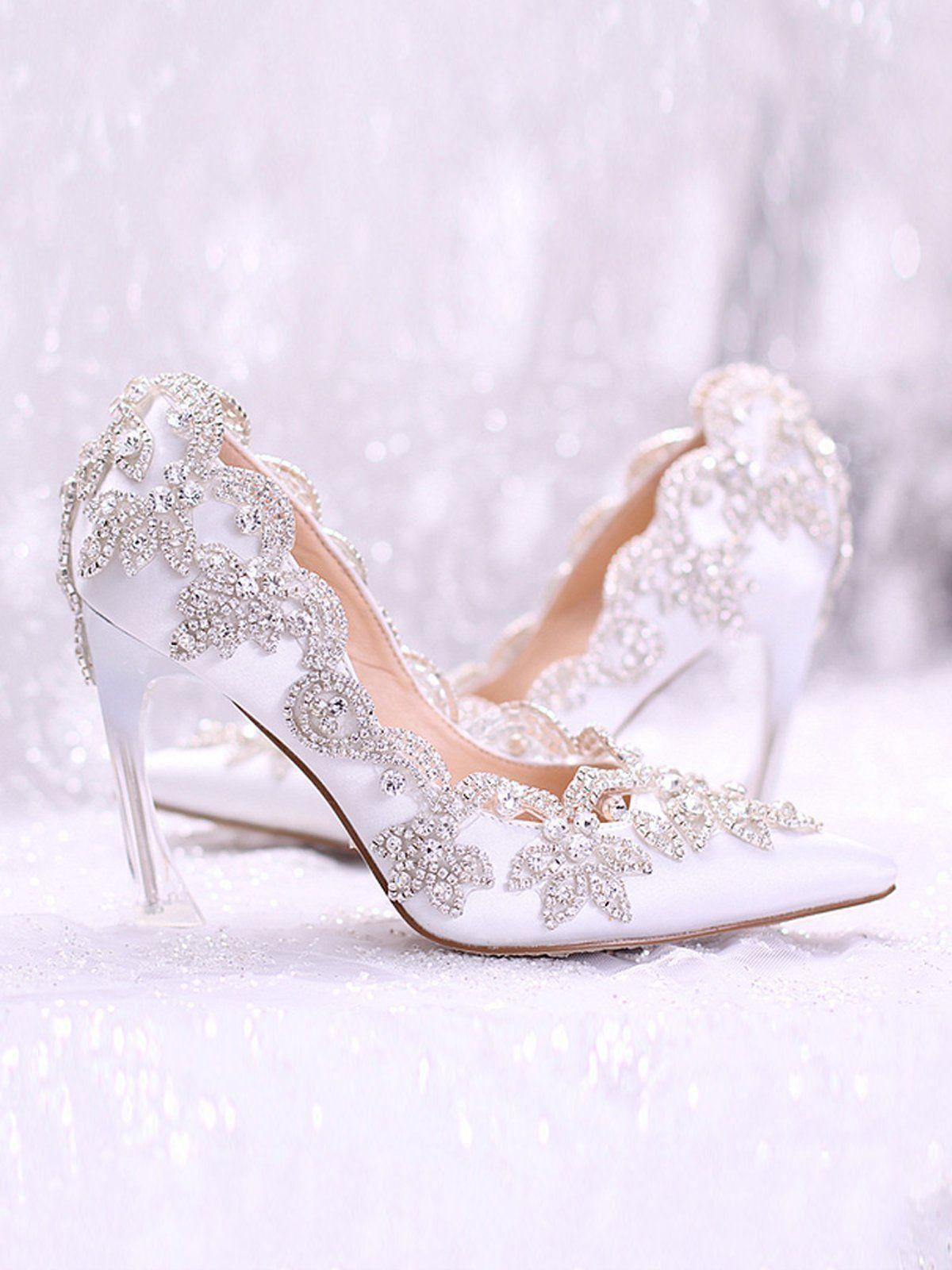 Ultra-high Heel Wedding Shoes in 2020