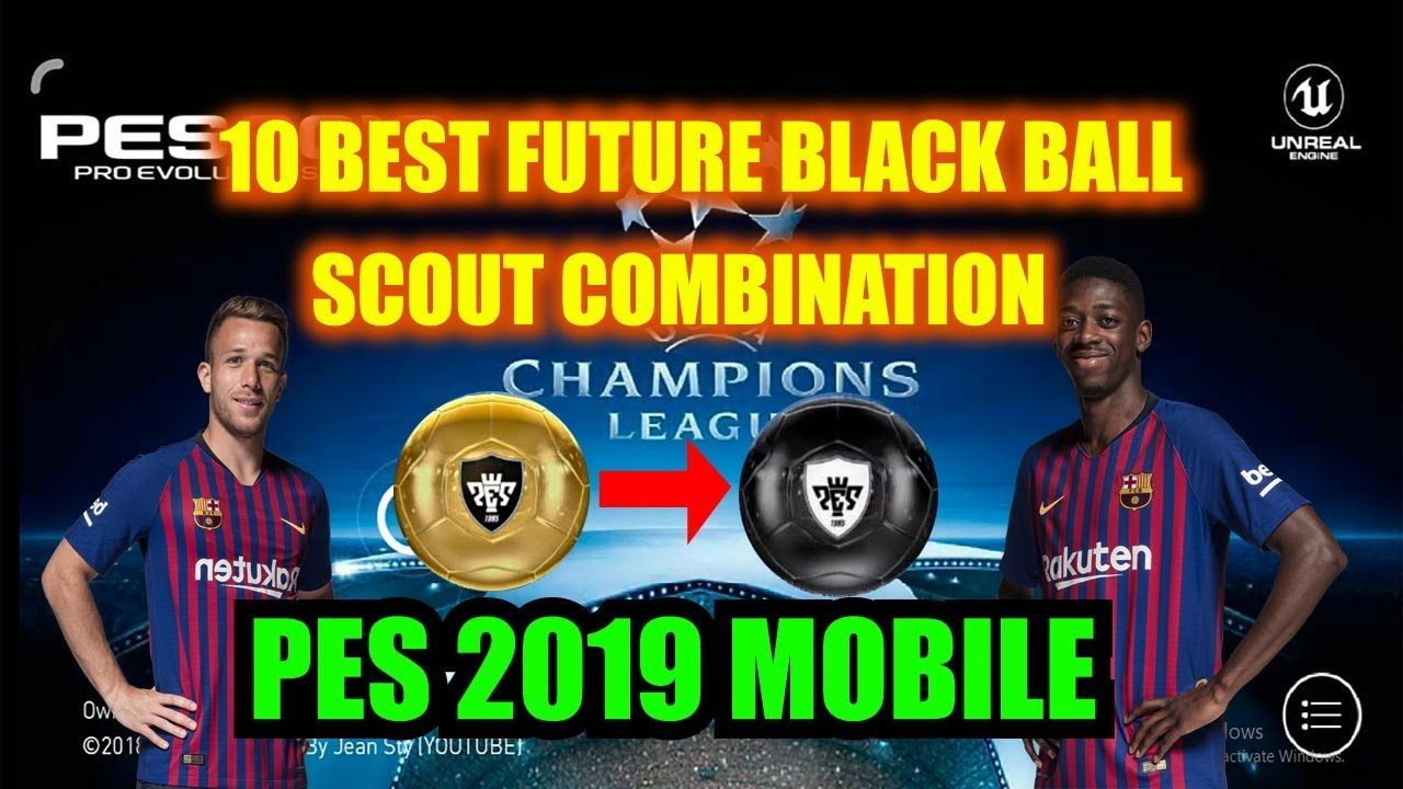 FUTURE BLACK BALL SCOUT || Upcoming future star scout