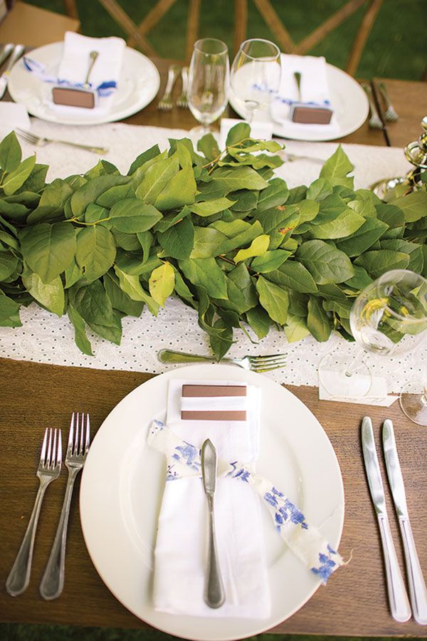 Explore Party Wedding Table And More Rustic Place Setting