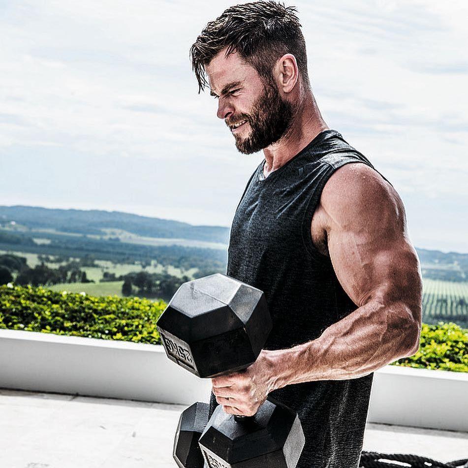 Pin By Eldavidmaster360 On Chris Hemsworth Chris Hemsworth Hemsworth Workout Apps