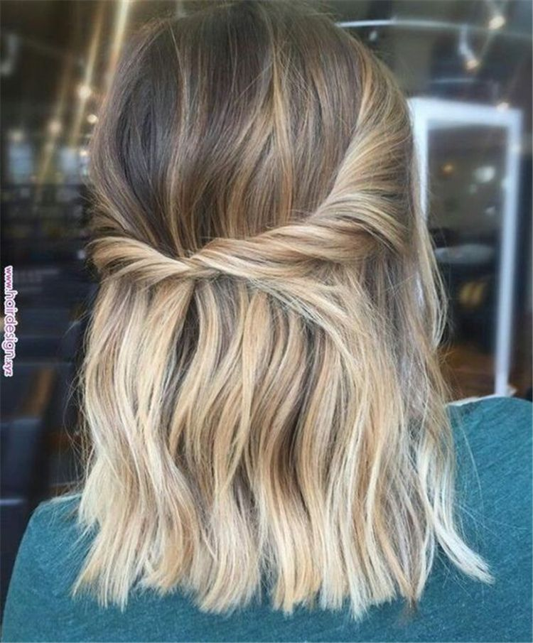 10 Glamorous Half Up Half Down Wedding Hairstyles From: 25 Glamorous Wedding Hair Half Up Half Down Hairstyles