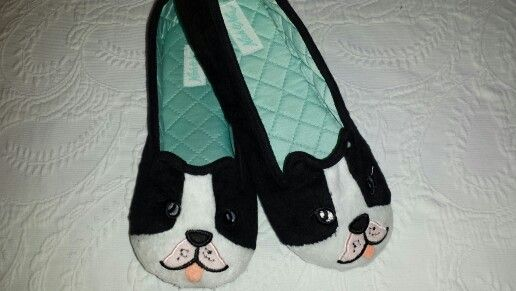 Day 18: comfy slippers from Nick & Nora!