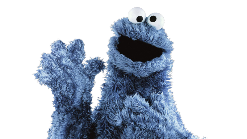 Illustration For Article Titled How To Make Cookie Monster Your Navigation Voice In Waze Monster Cookies Muppets Most Wanted How To Make Cookies