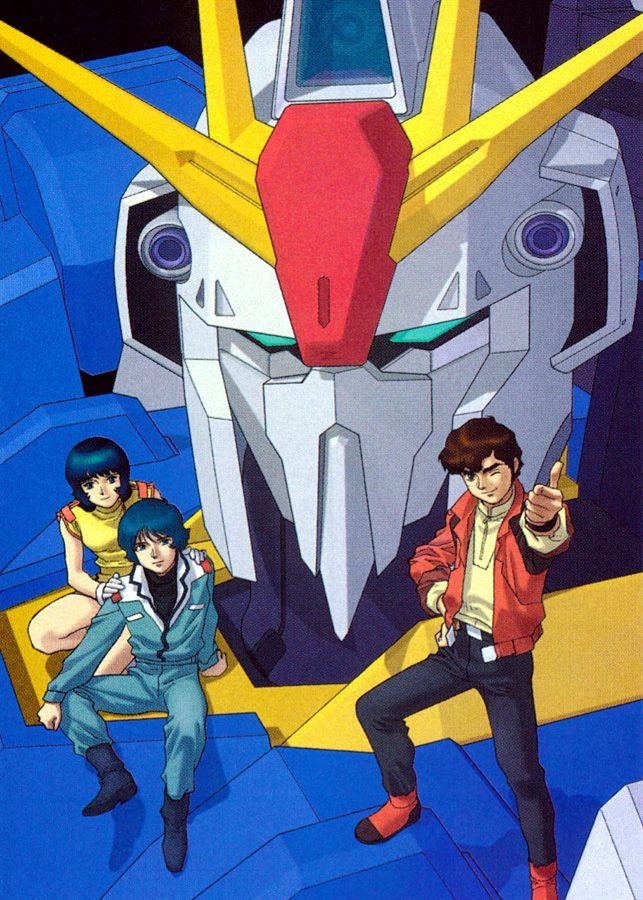 Mobile Suit Gundam Judau and Kamille Gundam, Gundam art