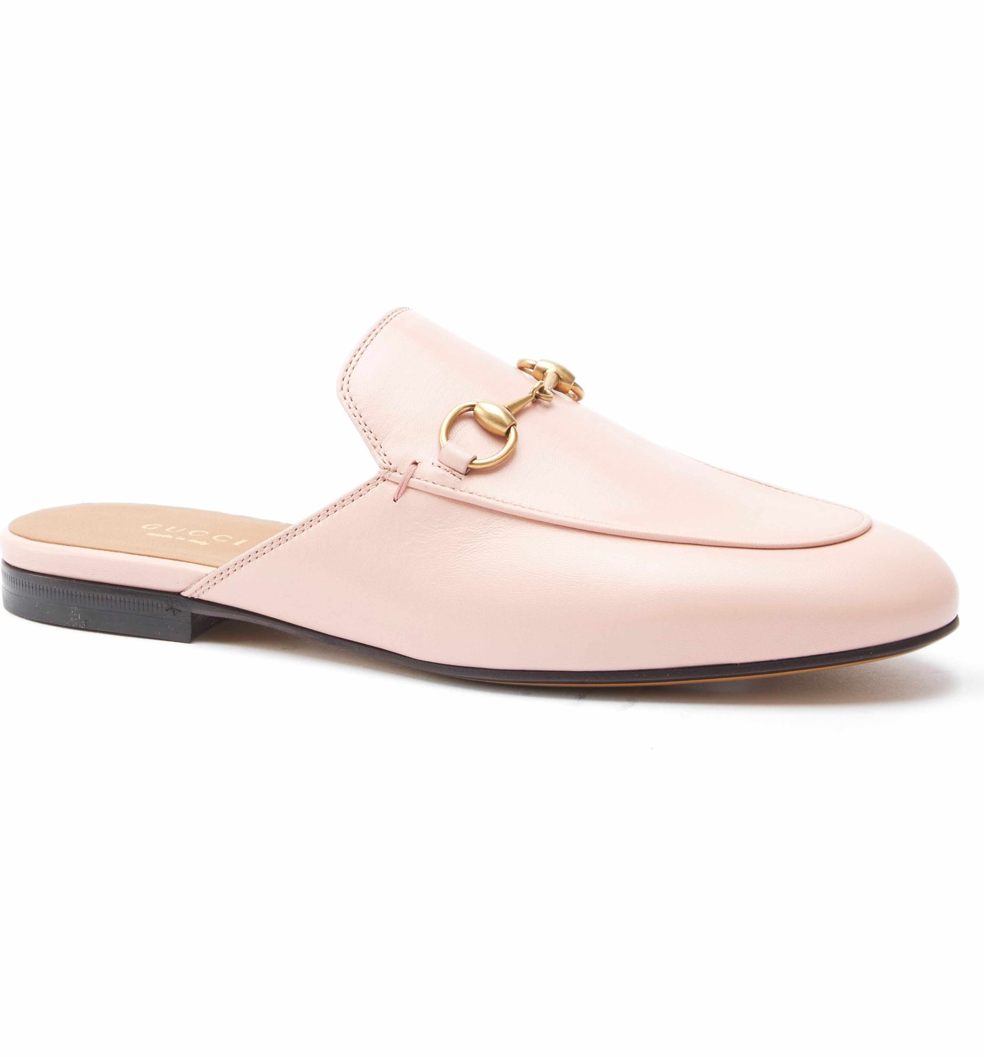 9f6c849592c Any color Main Image - Gucci Princetown Loafer Mule (Women ...