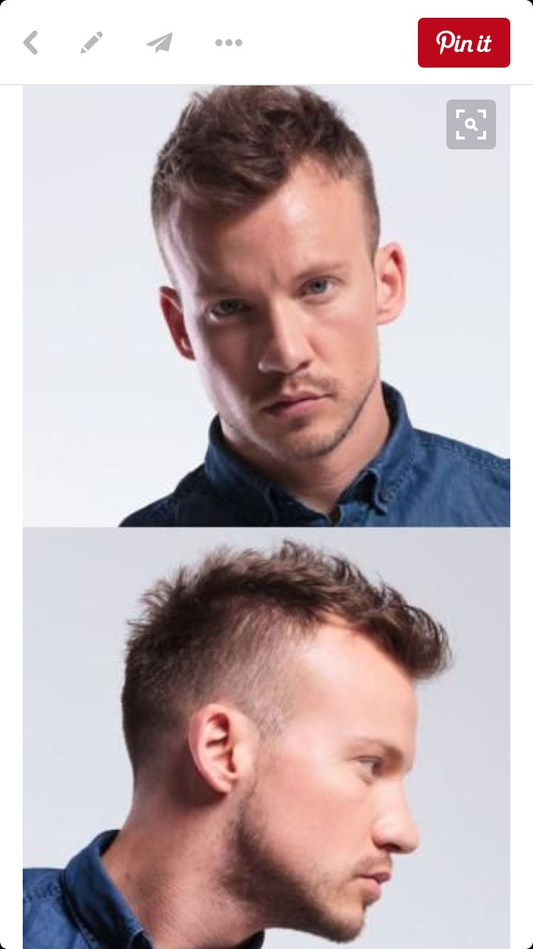 Haircuts for thin hair men menus hair  mattus board  pinterest  board