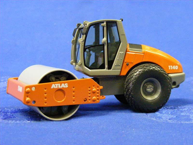 Atlas 1140 roller in 2020 Μοντέλα, Αυτοκίνητα