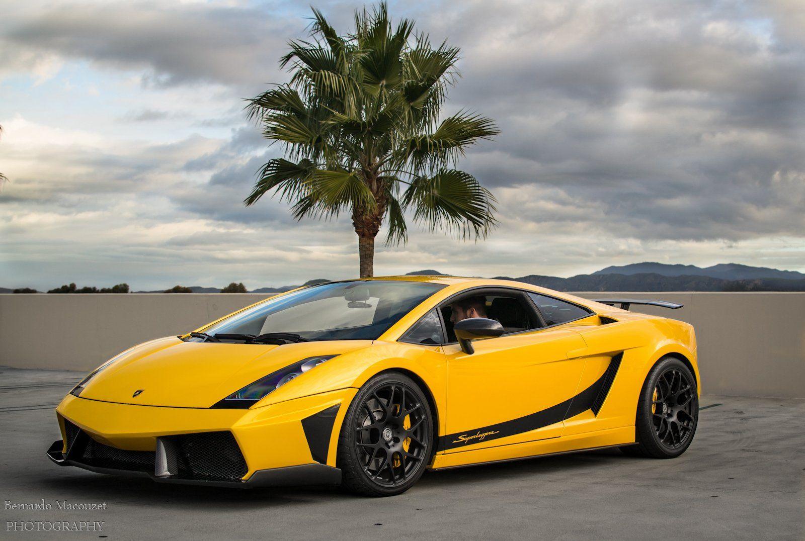 Lamborghini Gallardo LP Superleggera European Car Magazine