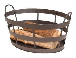 Make This From Wine Barrel Rings Projects Basket