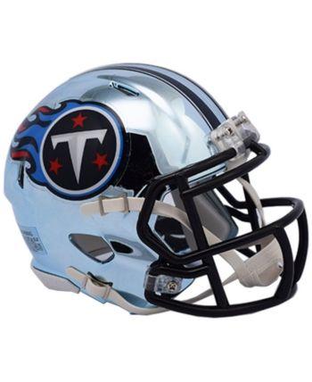5d1be2815ca0c Riddell Tennessee Titans Speed Chrome Alt Mini Helmet   Reviews - Sports  Fan Shop By Lids - Men - Macy s