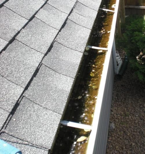Here are 7 tips you should follow if you are (and you should be) going to be cleaning out your gutters in the near future. Practice ladder safety. Use eye protection. Wear gloves. Avoid power lines. Use a hose or gutter scoop. Unjam the downspouts. Move the ladder.