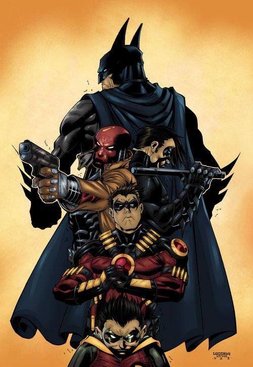 Batman and Sons.