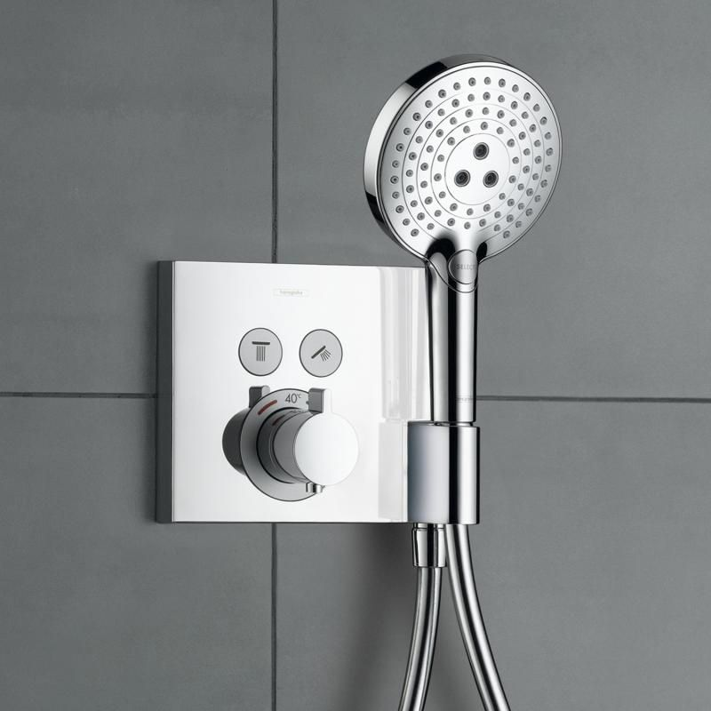 Hansgrohe Showerselect Thermostat Unterputz Fur 2 Verbraucher Mit