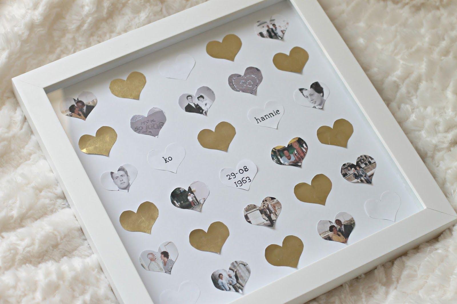 leuke ideeen voor 25 jarig huwelijk Afbeeldingsresultaat voor 50 jarig huwelijk ideeen | feest | Pinterest leuke ideeen voor 25 jarig huwelijk