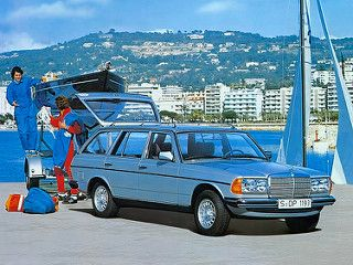 Mercedes-Benz S123   by Auto Clasico