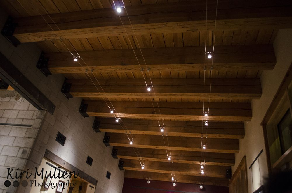 Track Lighting On Beams Google Search
