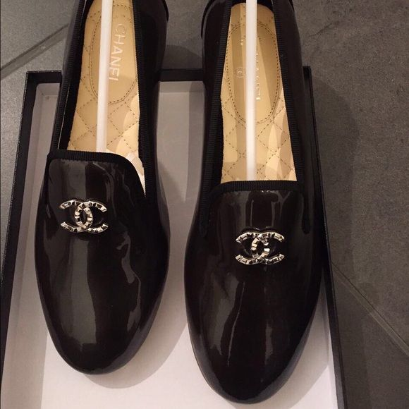 Chanel Loafers Brand New Chanel Loafers Including Box No