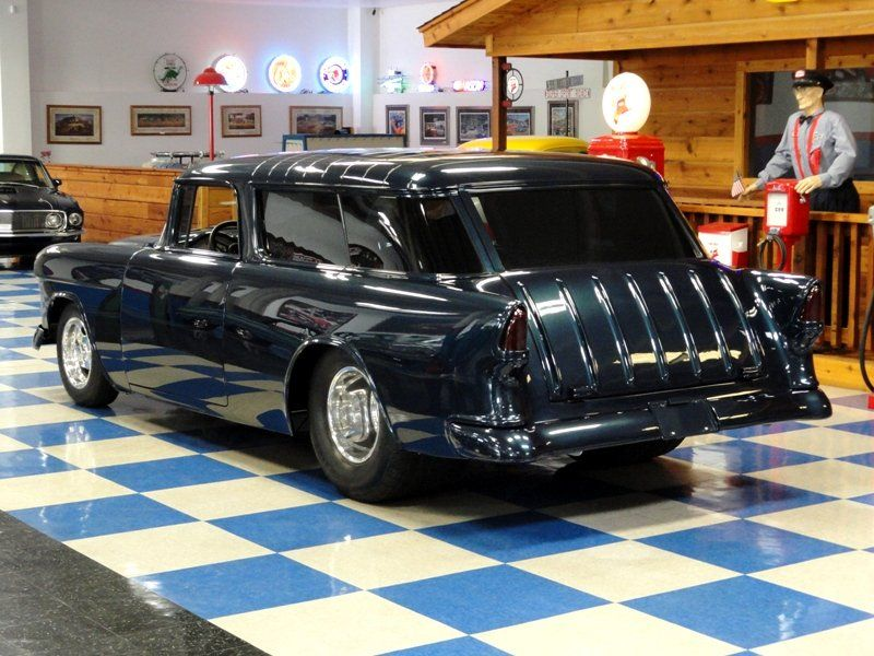 1955 Chevrolet Nomad Wagon (With images) 1955 chevrolet