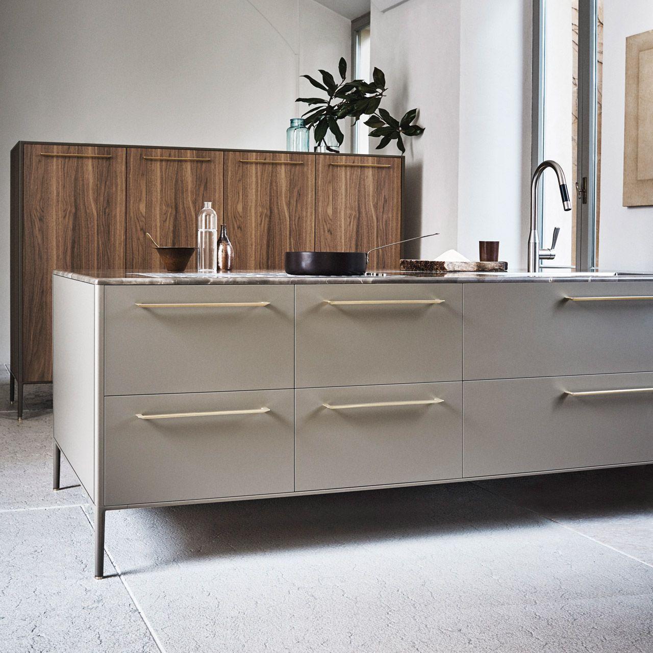 Unit Contemporary Italian Kitchen Cabinet System From Cesar Freestanding Kitchen Unique Kitchen Interior Design Kitchen