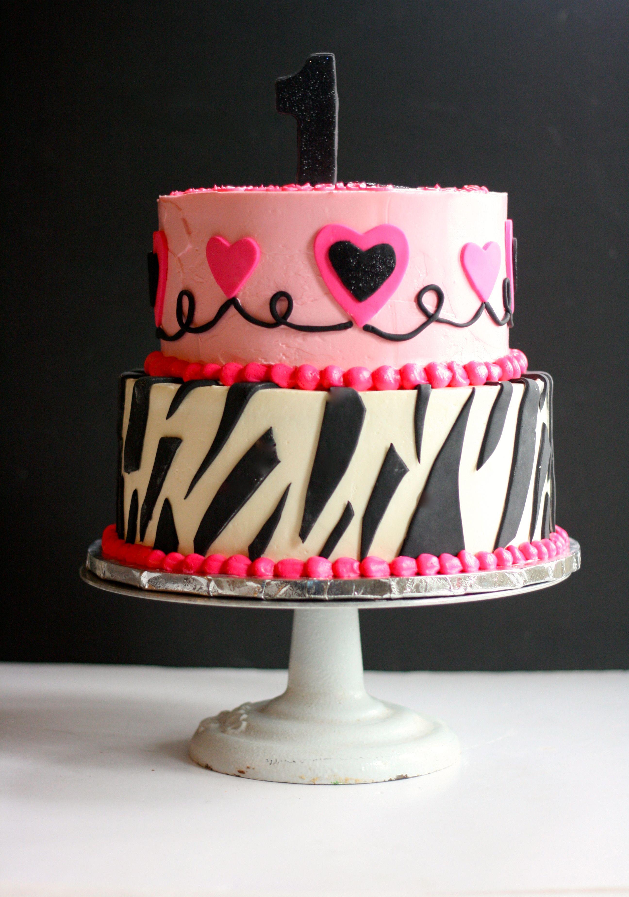 Little Diva Birthday Cake GoodieBox Bakeshop Hoboken NJ