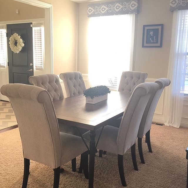 Dining Room Chairs Table Decor, Ashley Furniture Tripton Dining Room Chairs