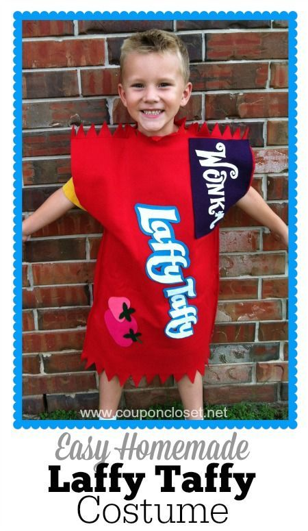 Brand New Tricky Taffy Candy Funny Toddler Costume